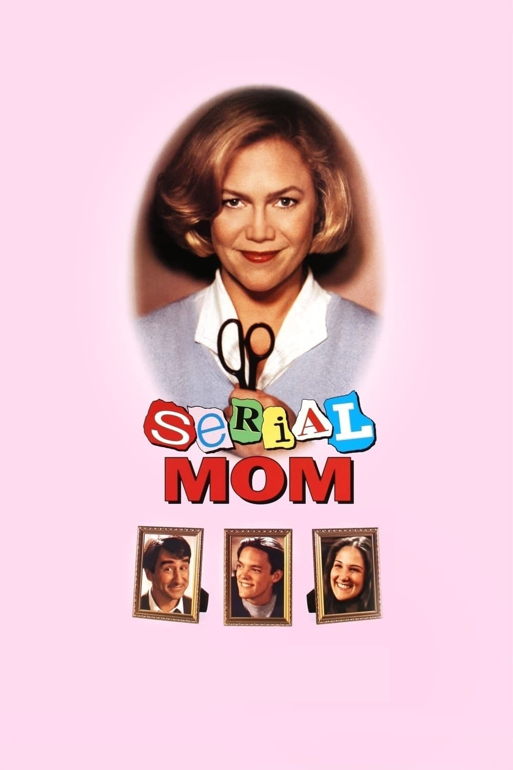 Poster for Serial Mom + Panel Discussion with Peter Marra