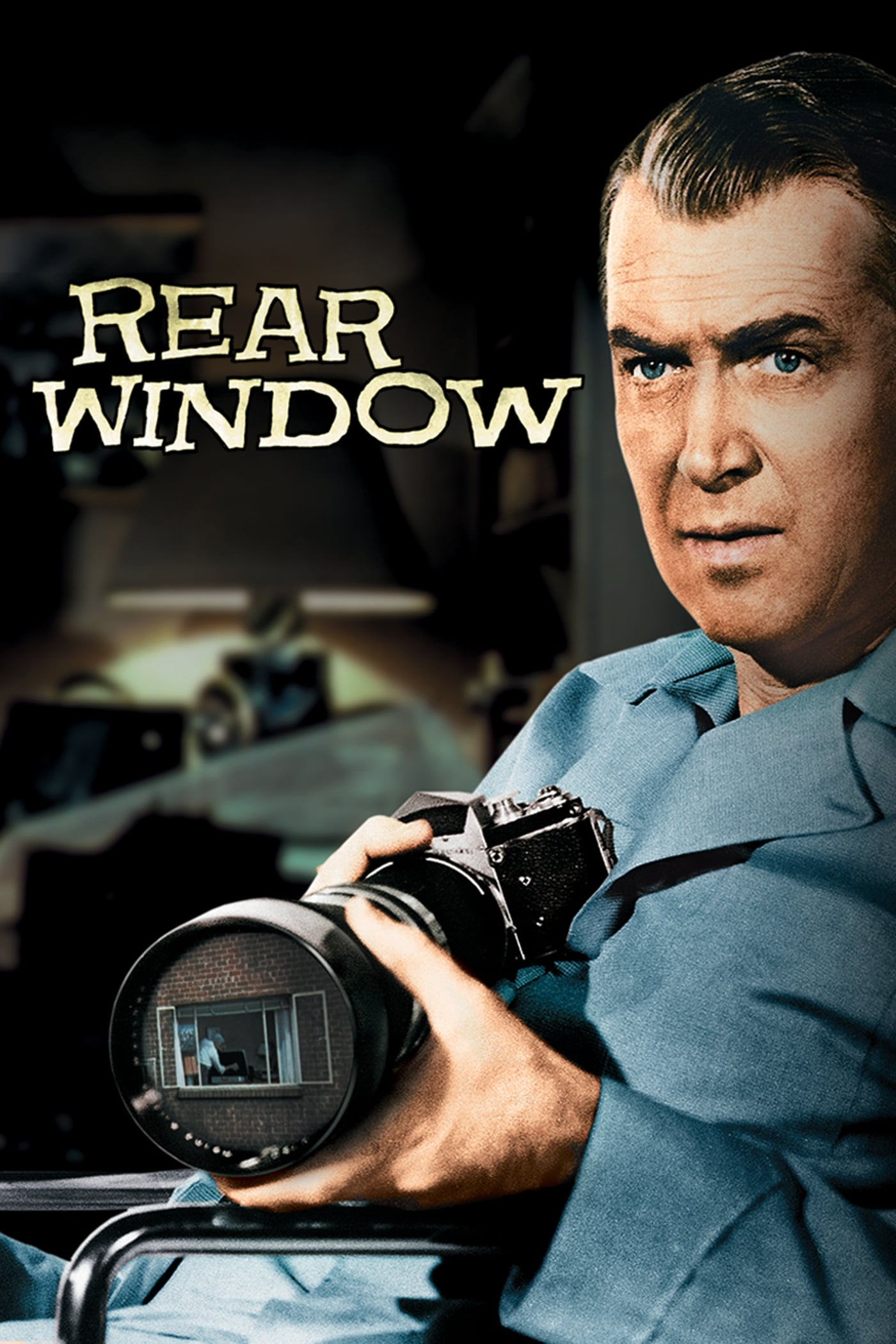 Poster for Rear Window