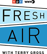 Fresh Air Title Graphic