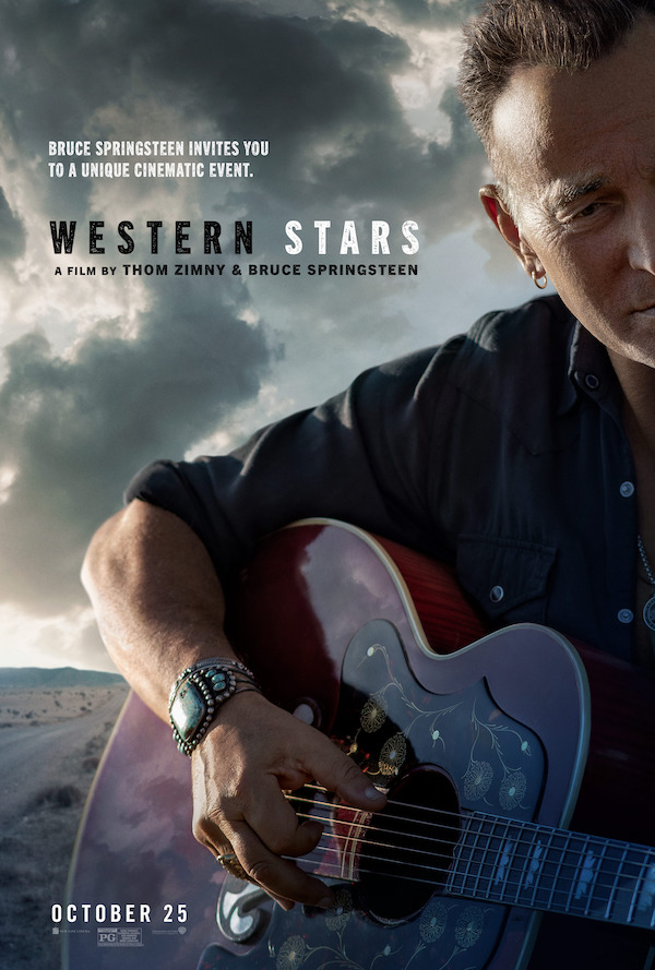 Poster for Western Stars