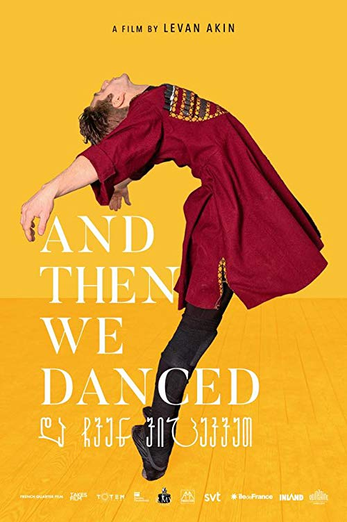 Poster for And Then We Danced