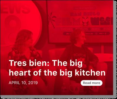 Tres bien: The big heart of the big kitchen – Film ...