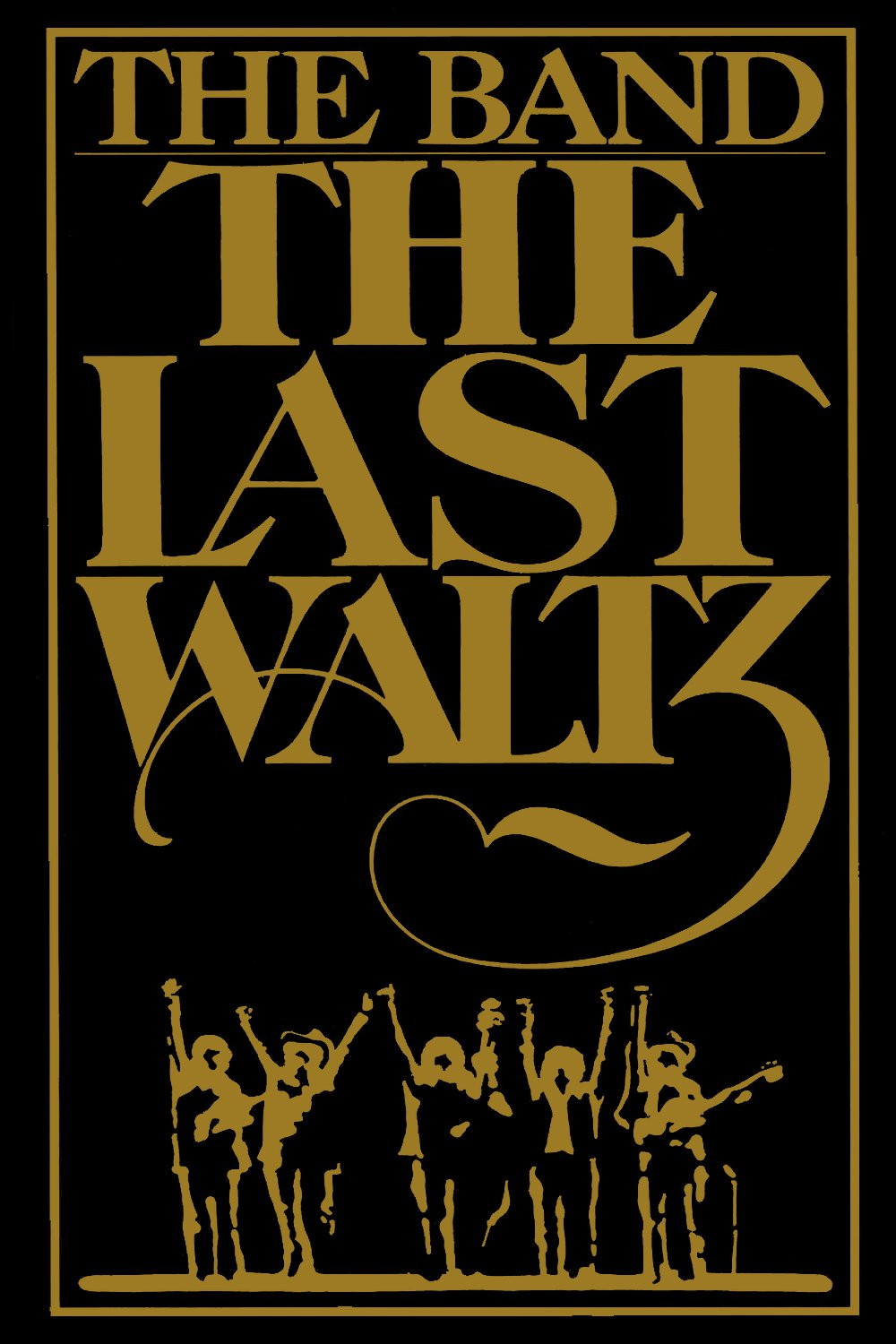 Poster for The Last Waltz