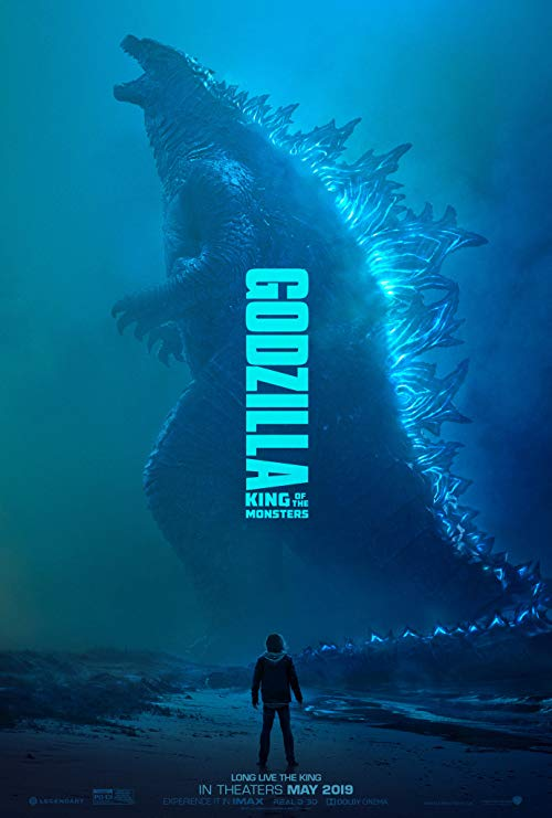 Poster for Godzilla: King of the Monsters