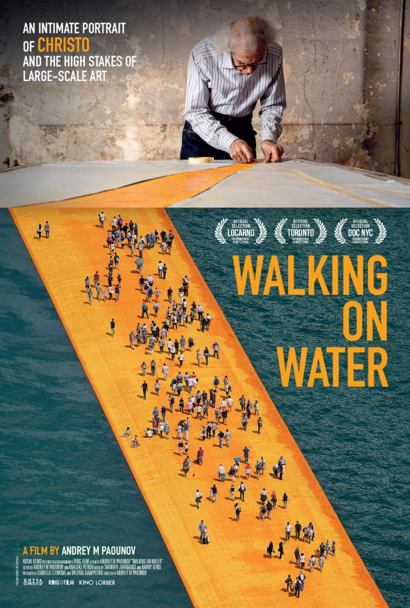 Poster for Walking on Water