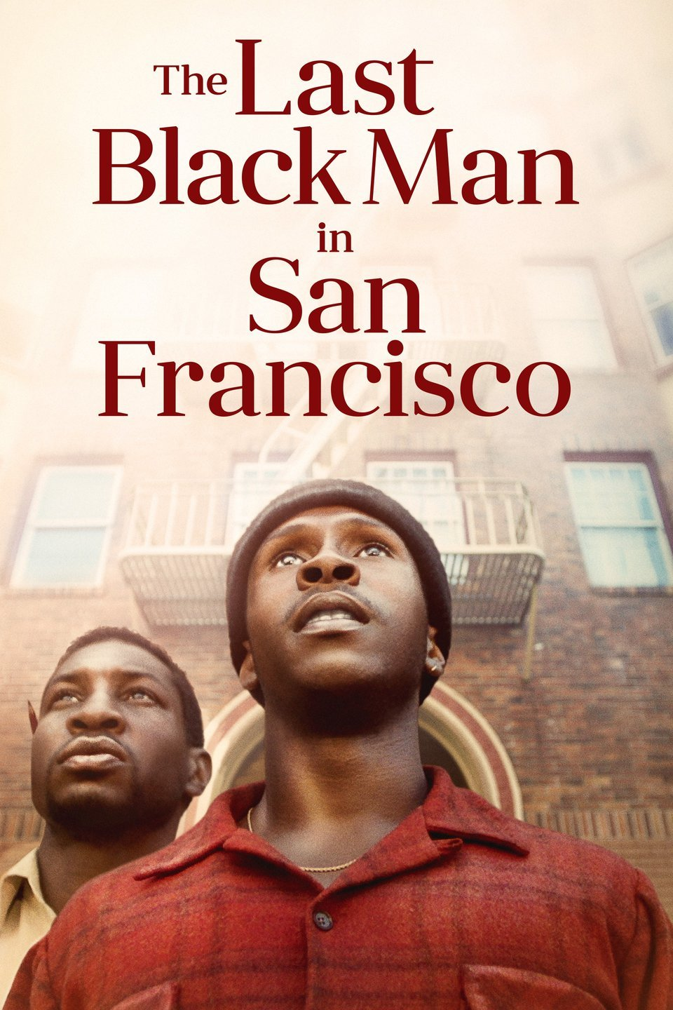Poster for The Last Black Man in San Francisco