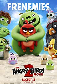 Poster for The Angry Birds Movie 2