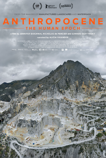 Poster for Anthropocene: The Human Epoch