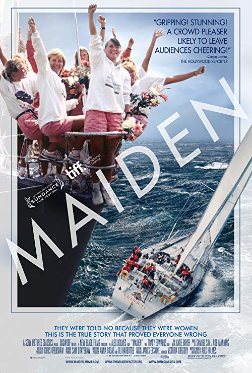 Poster for Maiden