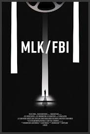 Poster for MLK/FBI