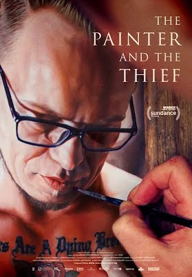Poster for The Painter and the Thief