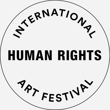 Poster for The International Human Rights Art Festival's Youth Film Festival