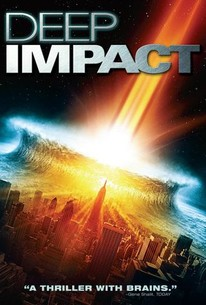 """Poster for Science on Screen®: Could the Earth be hit by an asteroid large enough to kill everything on the planet? & """"Deep Impact"""""""