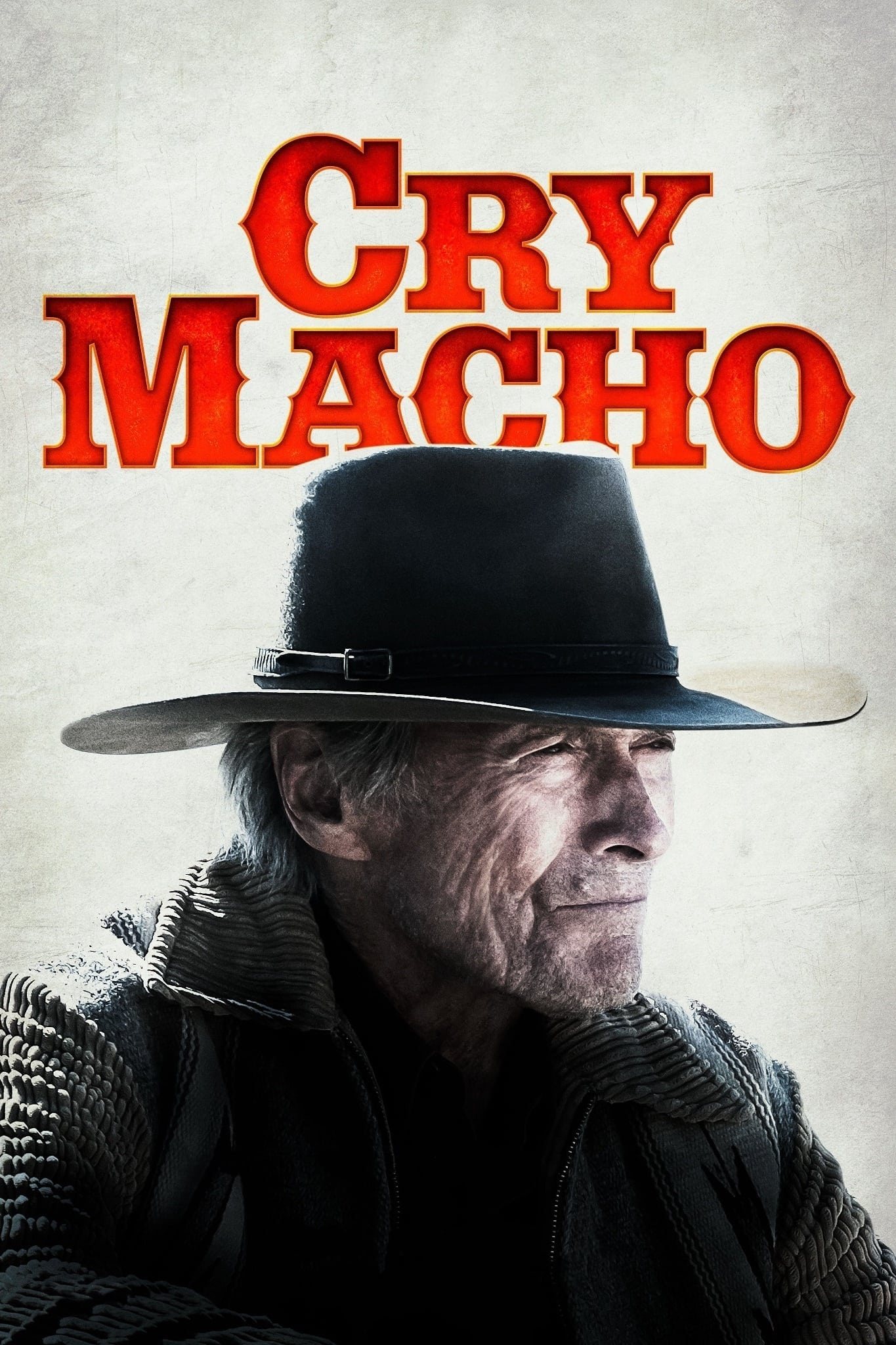 Poster for Cry Macho