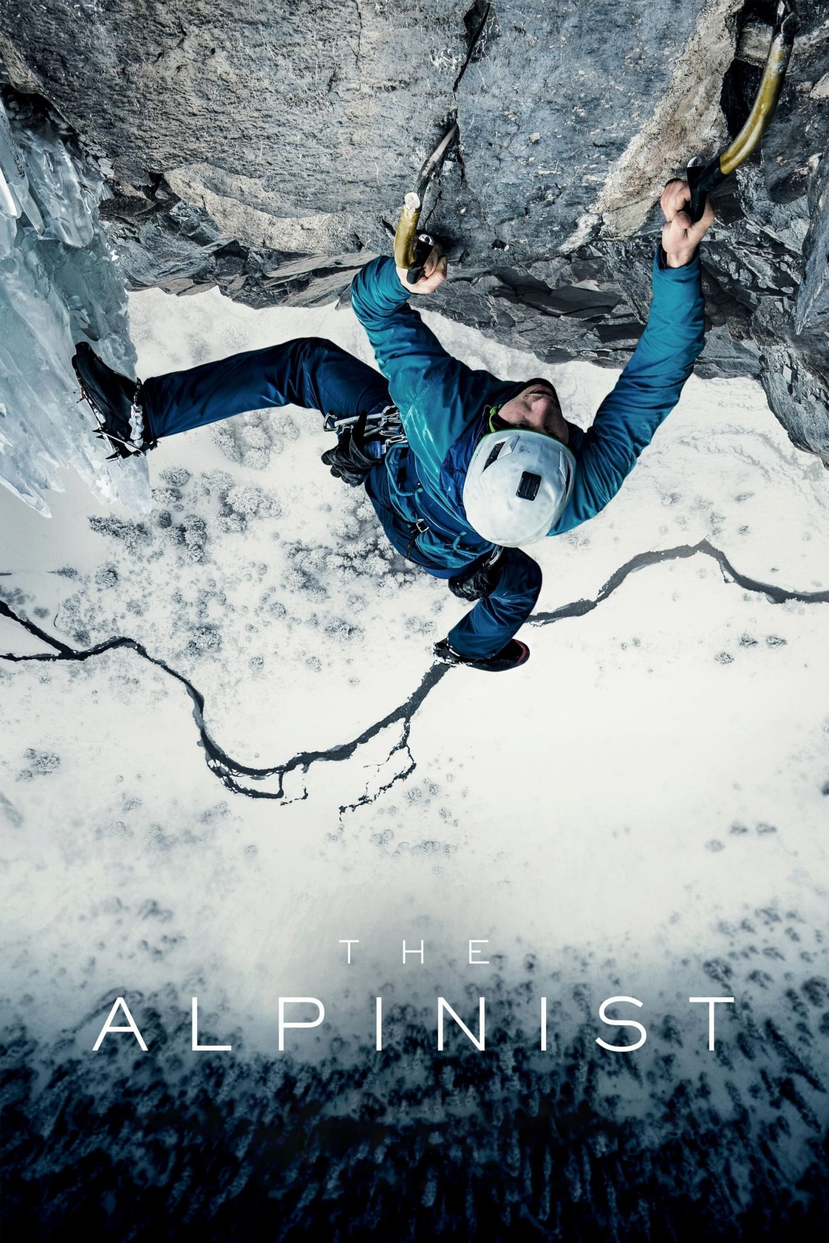 Poster for The Alpinist