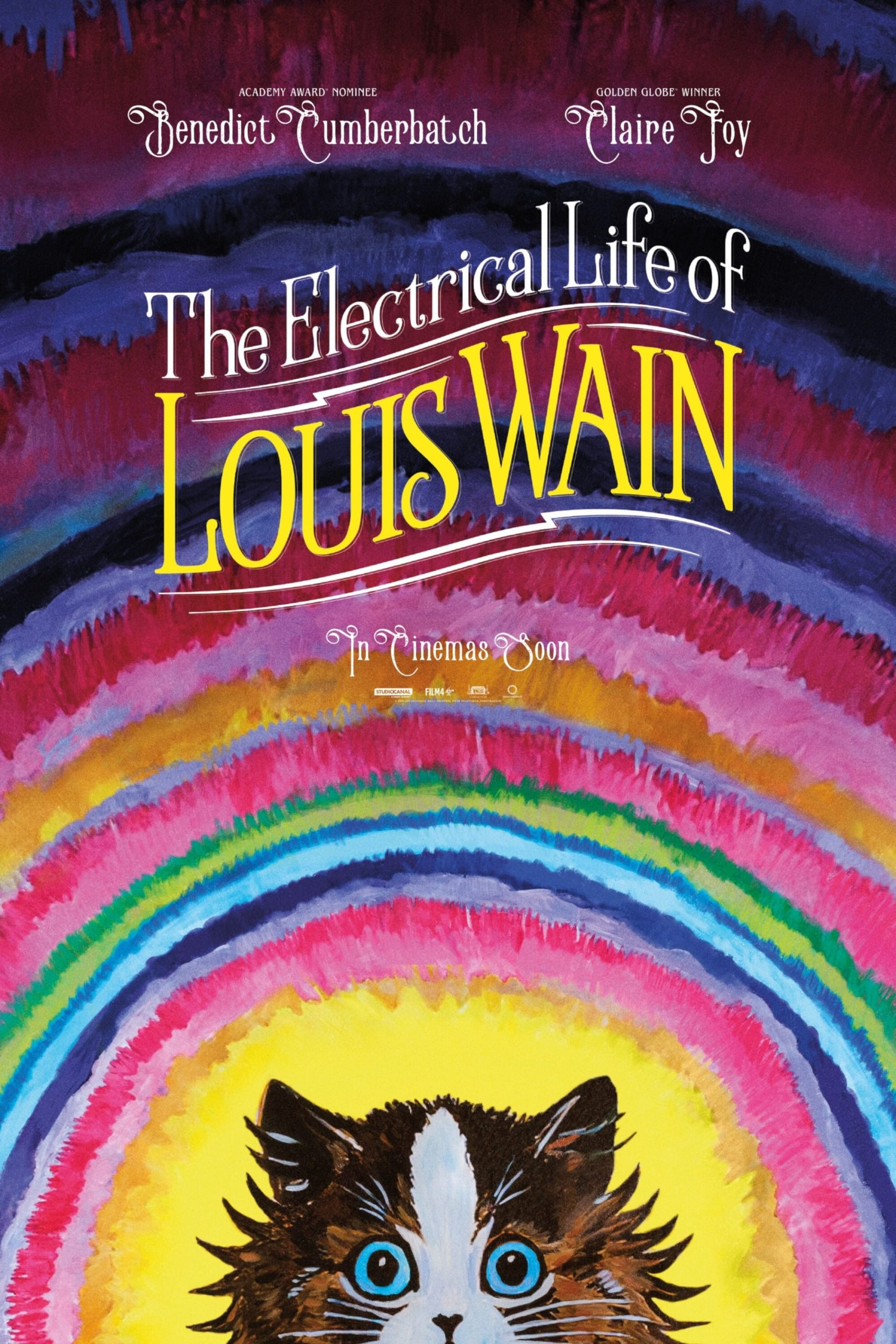 Poster for The Electrical Life of Louis Wain