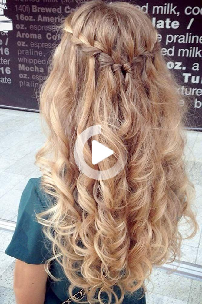 Prom Hairstyles For Long Hair Curly Hair Styles Naturally Curly Prom Hair