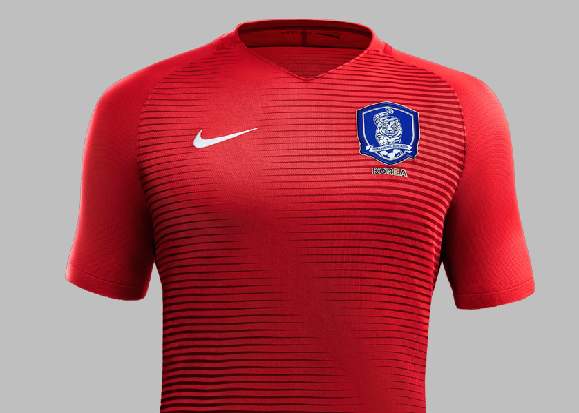 detailed look 6609e d56eb 2016 Nike National Football Federation Kits - Nike News