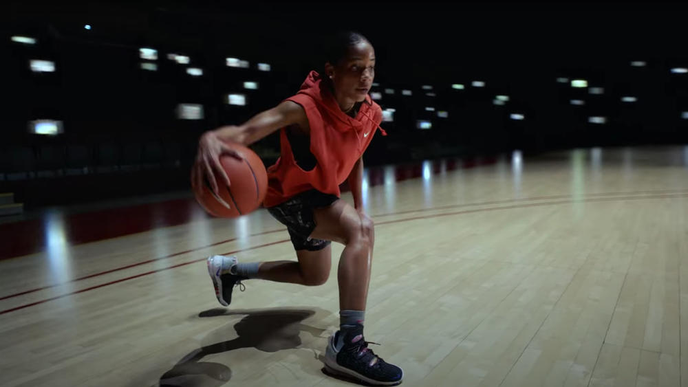 "Watch Nike's New ""You Can't Stop Our Voice"" Film"