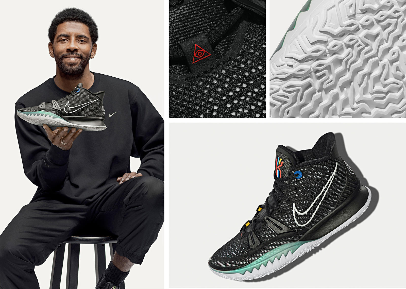 Kyrie 7 Official Images and Release Date 18