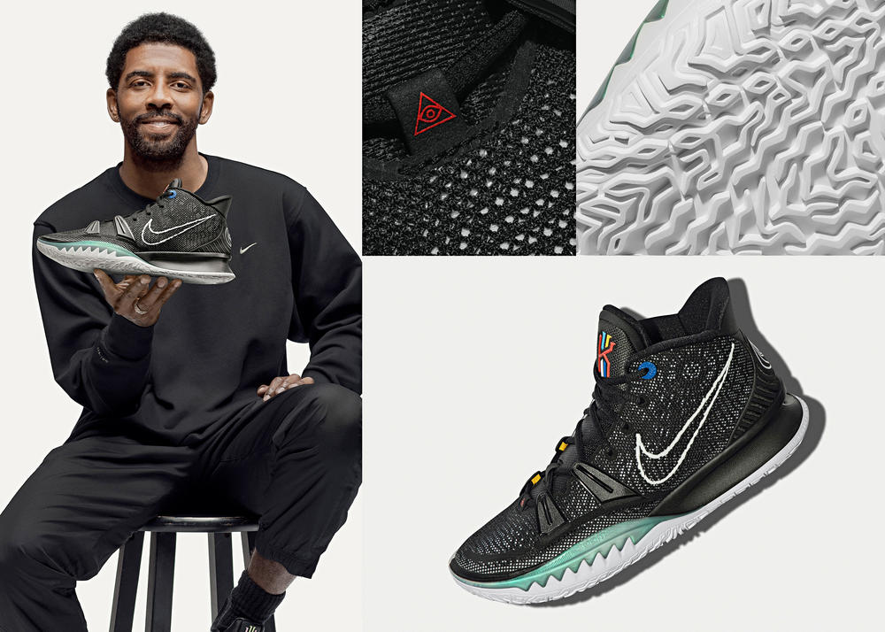 What's New (and Familiar) About the Kyrie 7