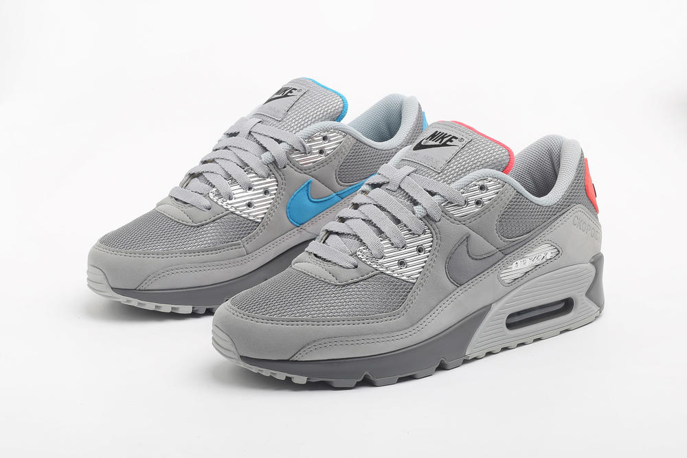 The Air Max 90 Sees Uniquely Moscow Treatment