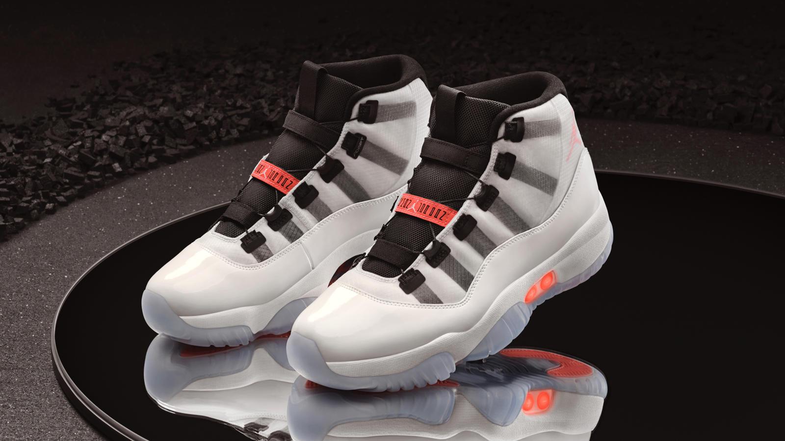 Jordan Brand Air Jordan XI Jubilee and