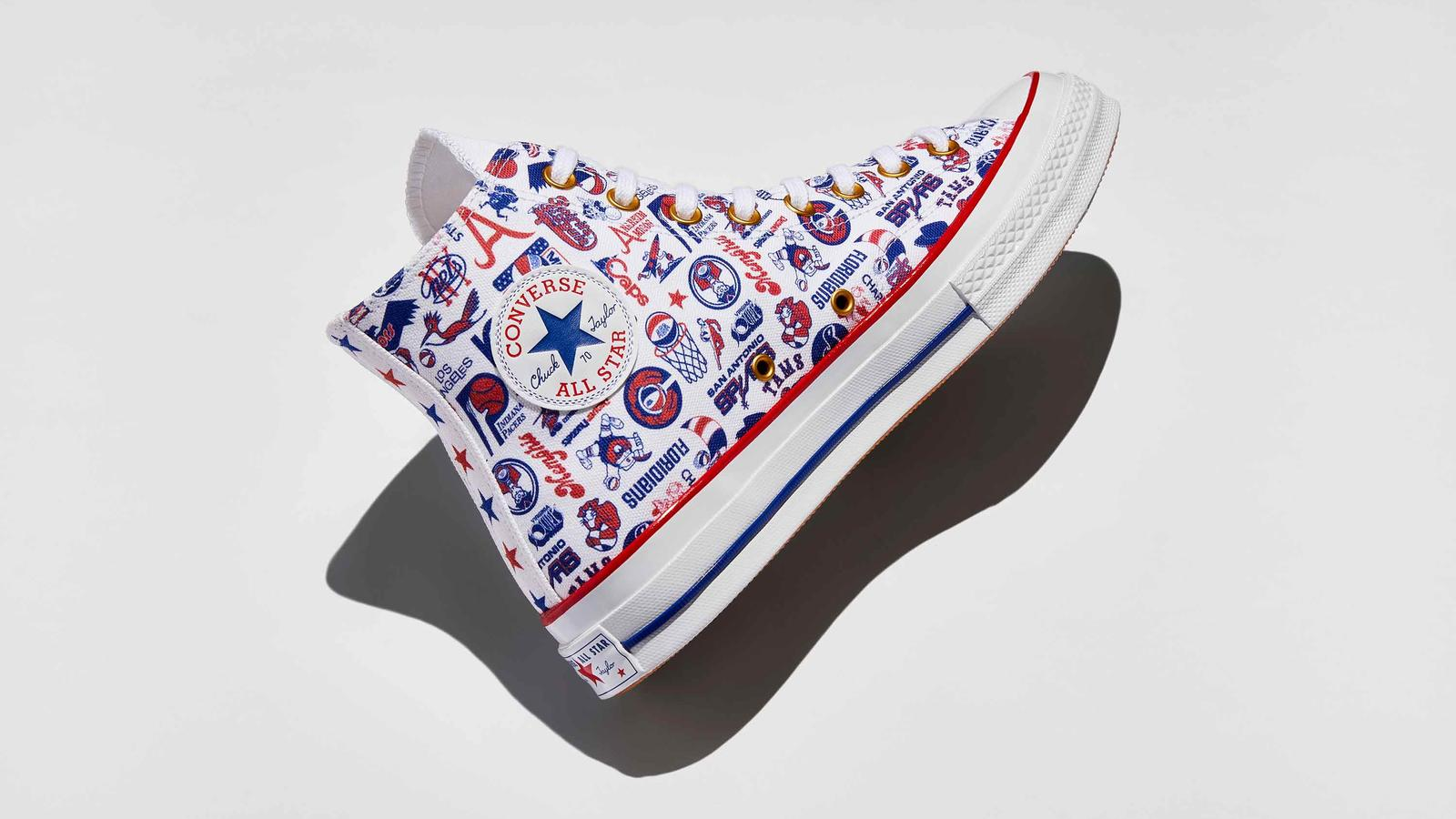 Converse Basketball ABA Capsule All Star BB Evo G4 Chuck 70 Official Images Release Date 1