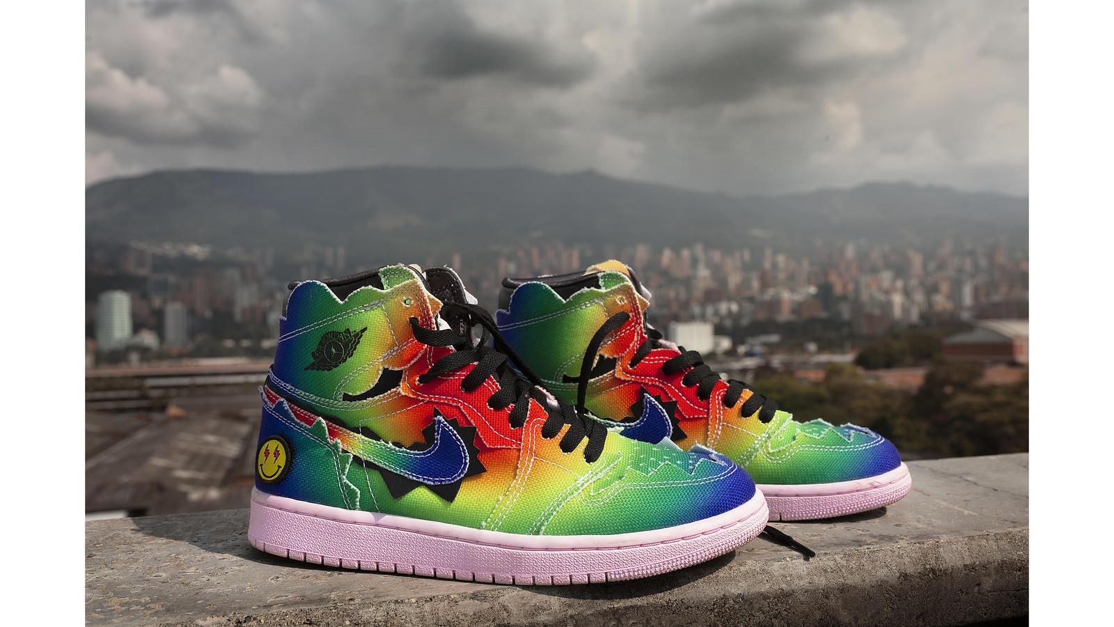 Jordan Brand Air Jordan I x J Balvin Official Images and Release ...