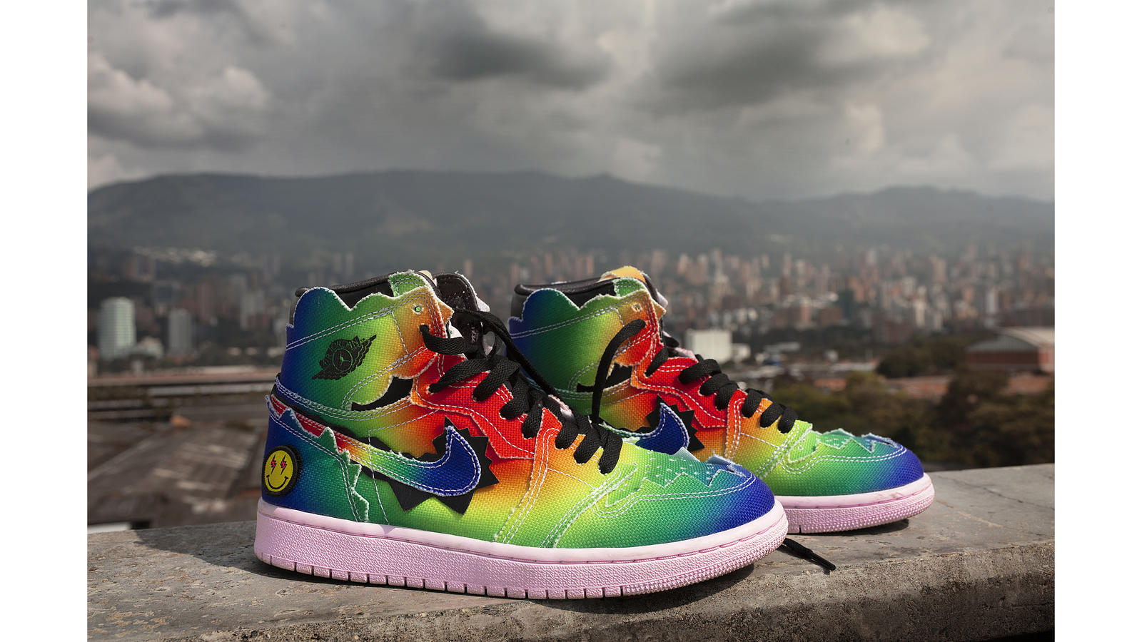 Jordan Brand Air Jordan I x J Balvin Official Images and Release Date 9