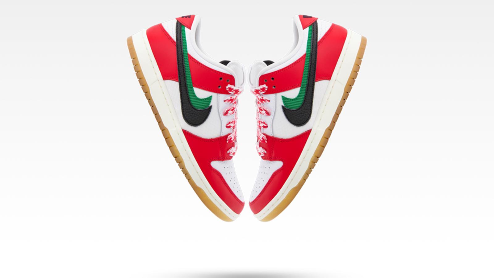 Frame x Nike SB Dunk Habibi  0