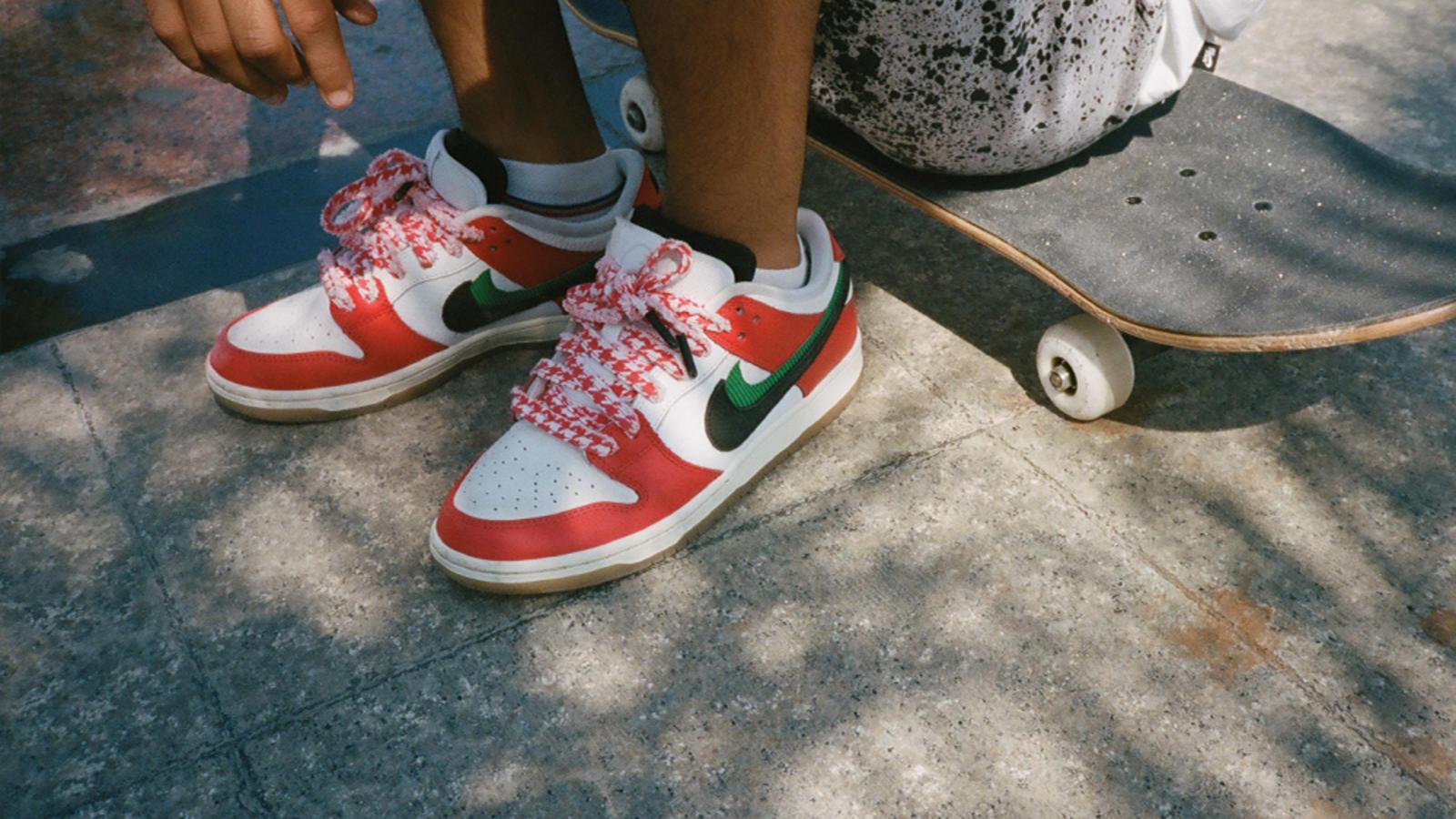 Frame x Nike SB Dunk Habibi - Nike News