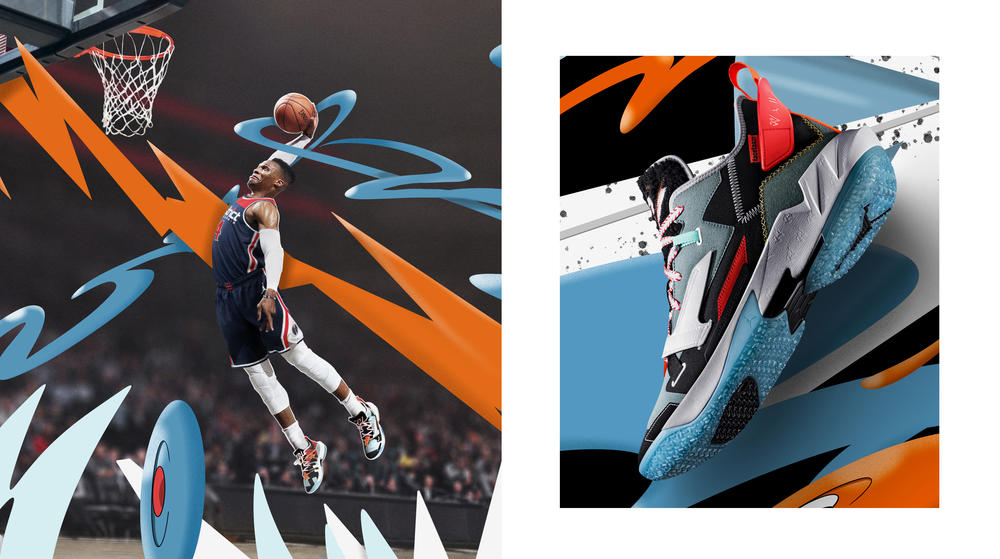 """Introducing Russell Westbrook's Jordan """"Why Not?"""" Zer0.4"""