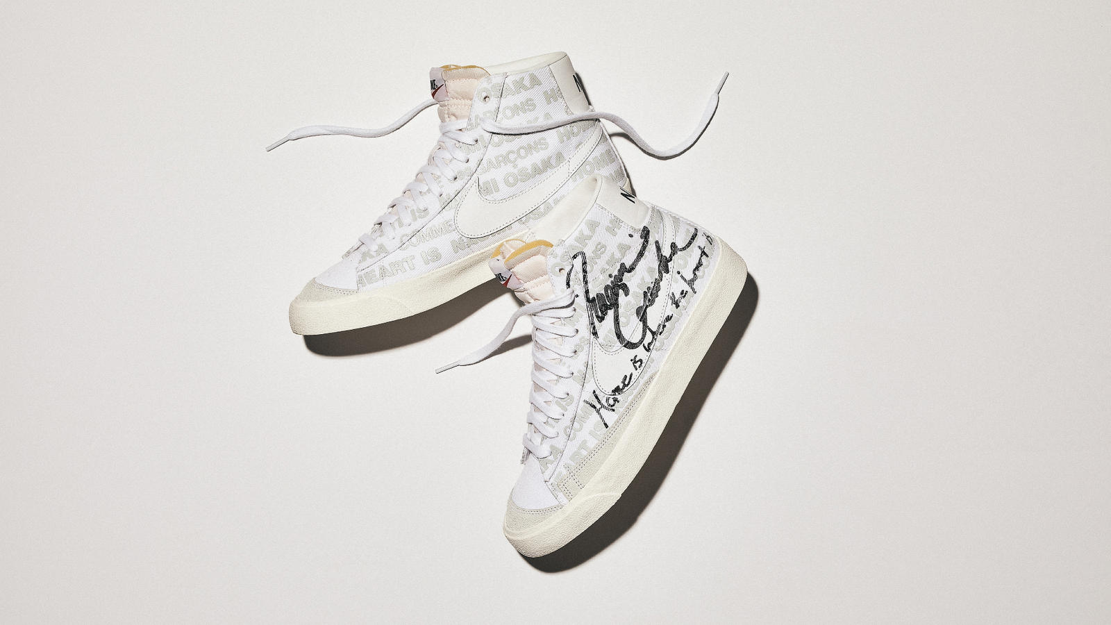Nike x Naomi Osaka x CDG Blazer 0