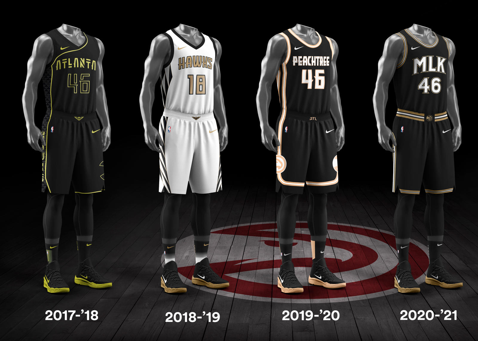 NBA City Edition Uniforms 0