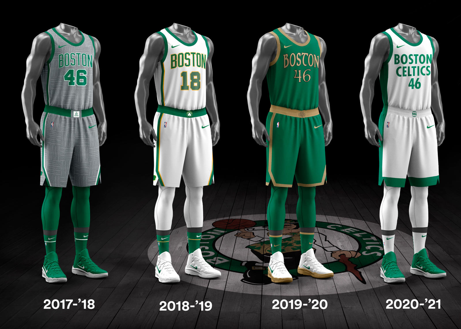 NBA City Edition Uniforms 1