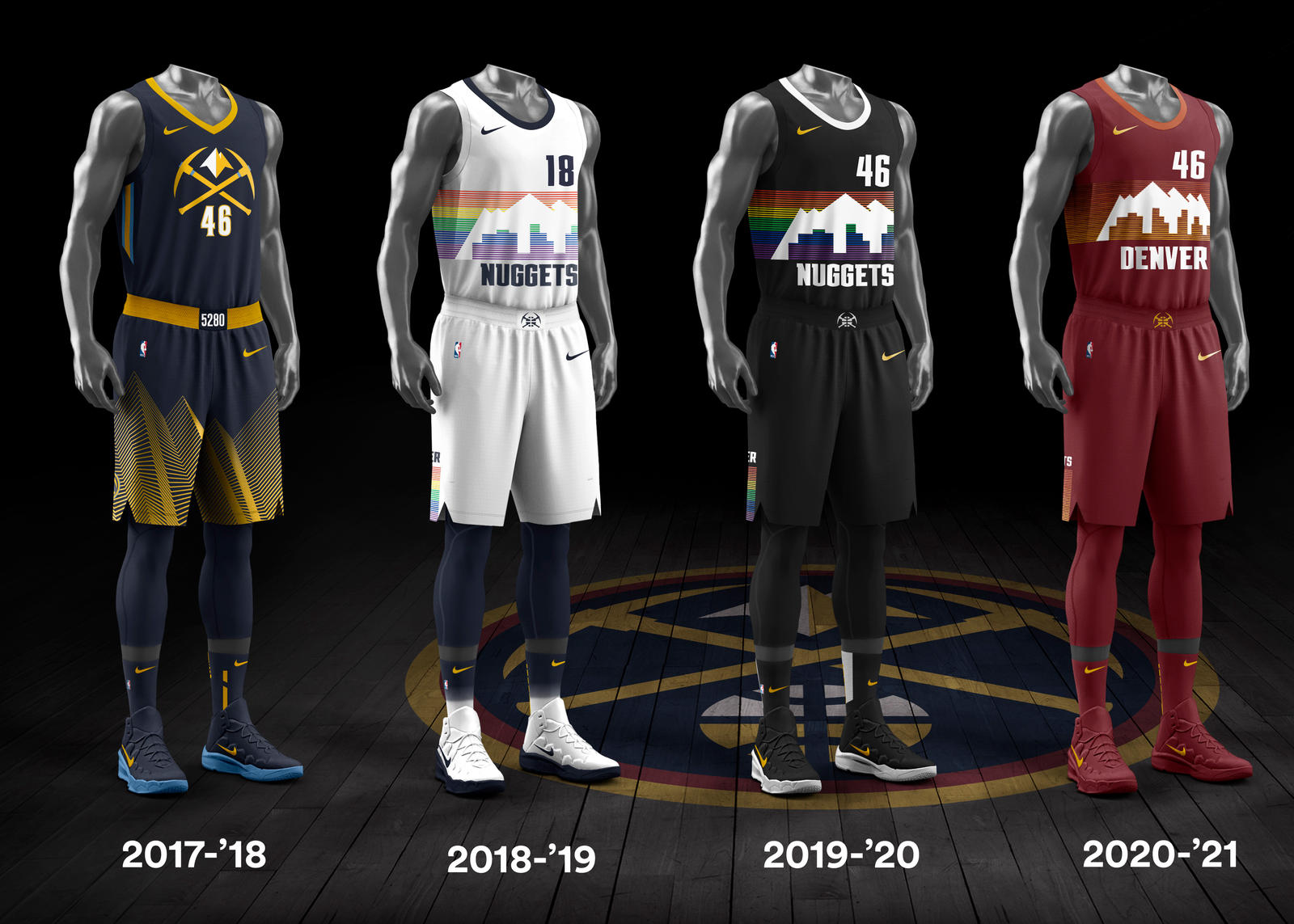 NBA City Edition Uniforms 2