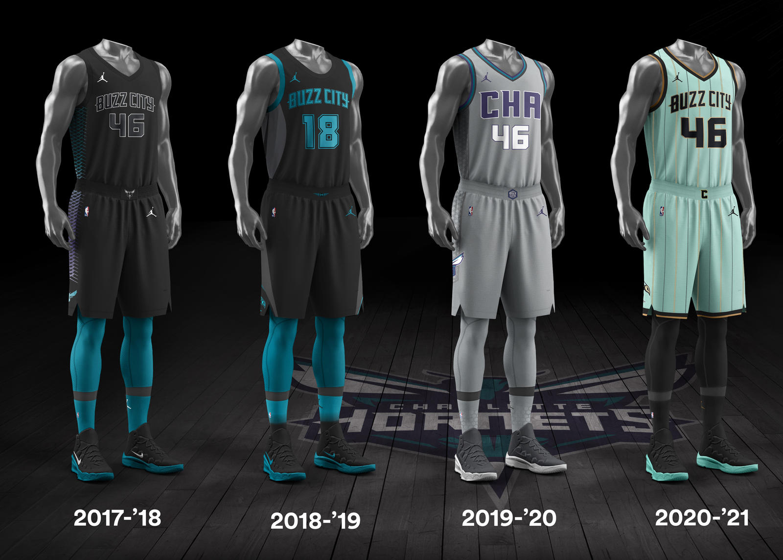 NBA City Edition Uniforms 4
