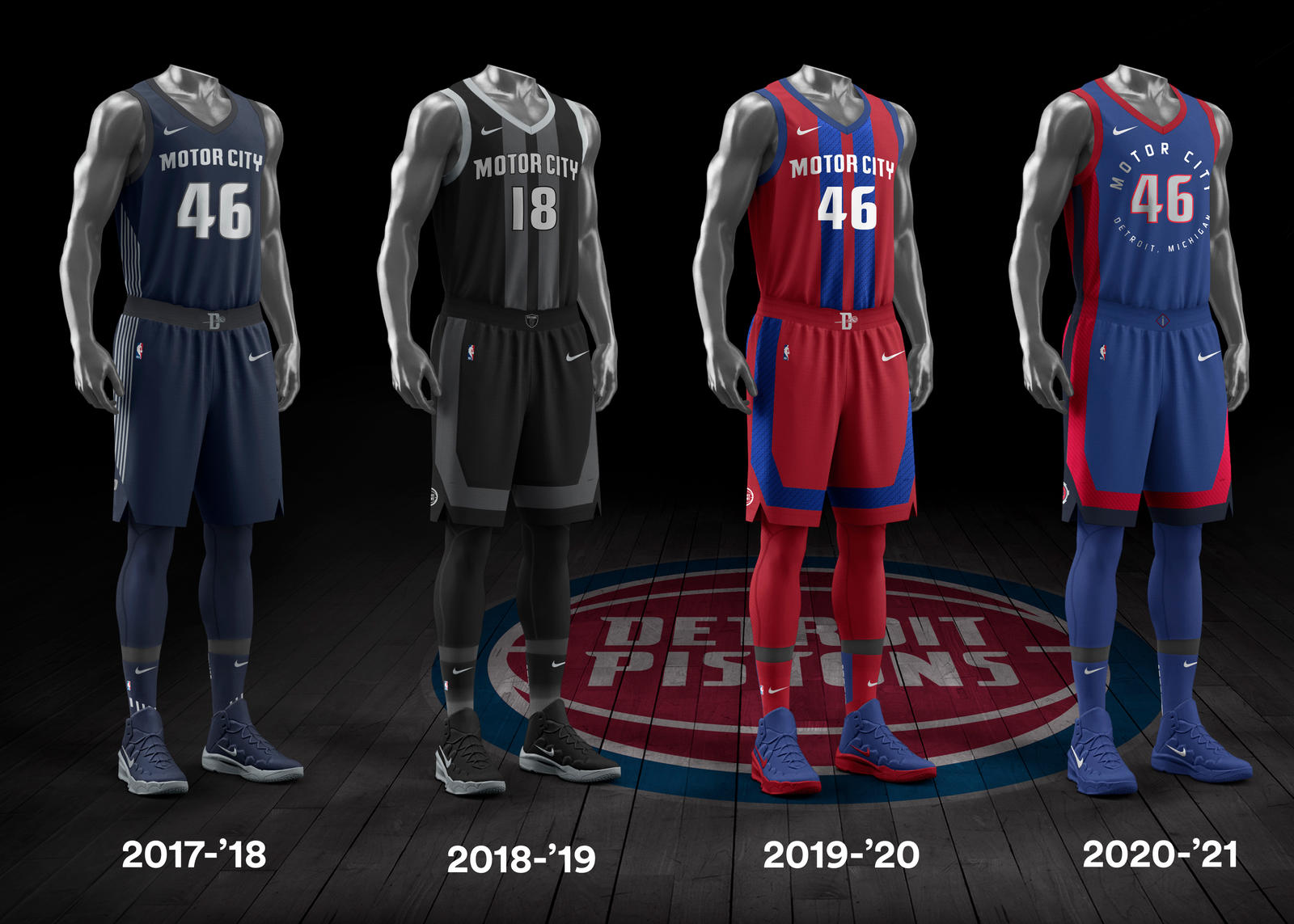 NBA City Edition Uniforms 7