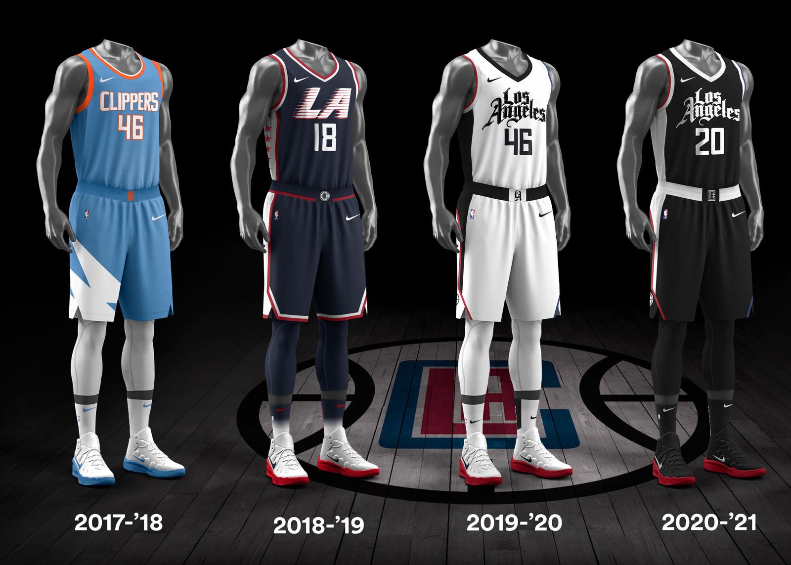 NBA City Edition Uniforms 10