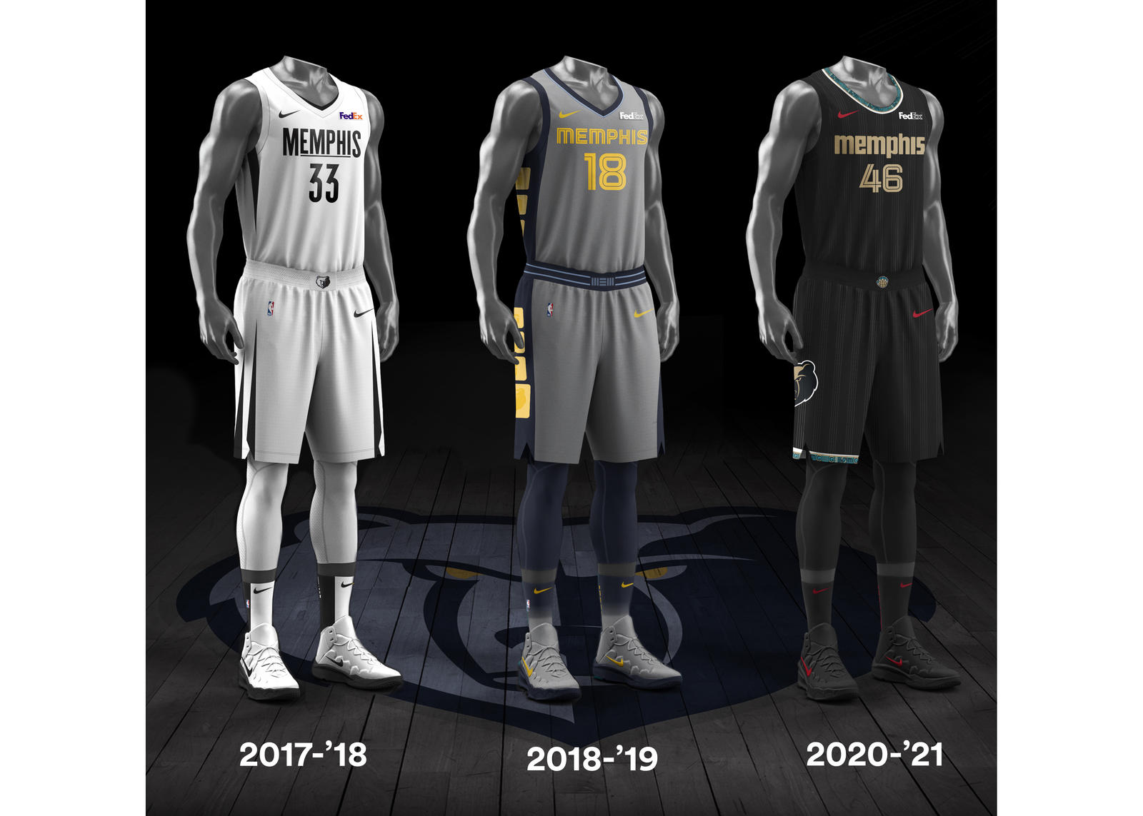 NBA City Edition Uniforms 14