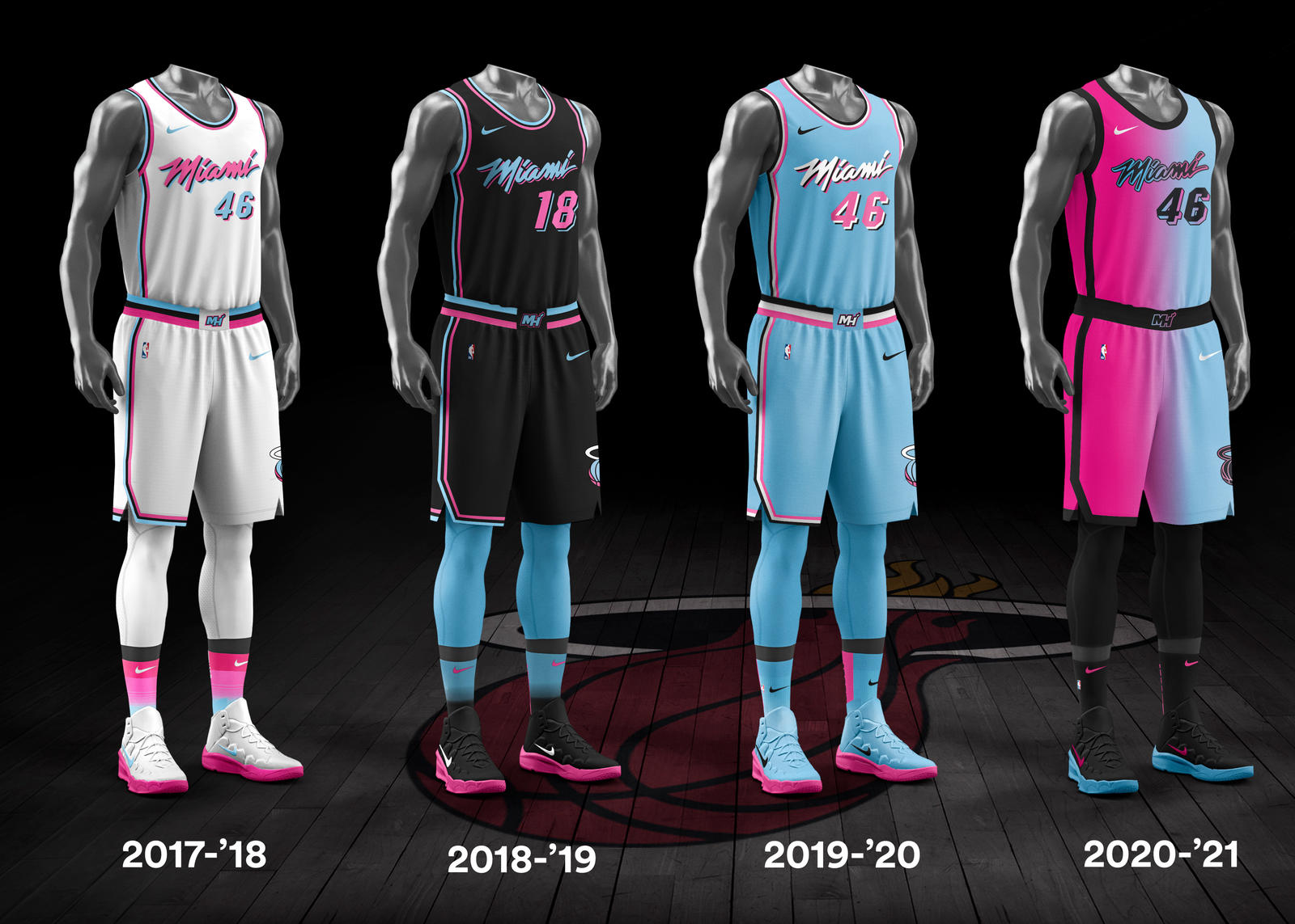 NBA City Edition Uniforms 15
