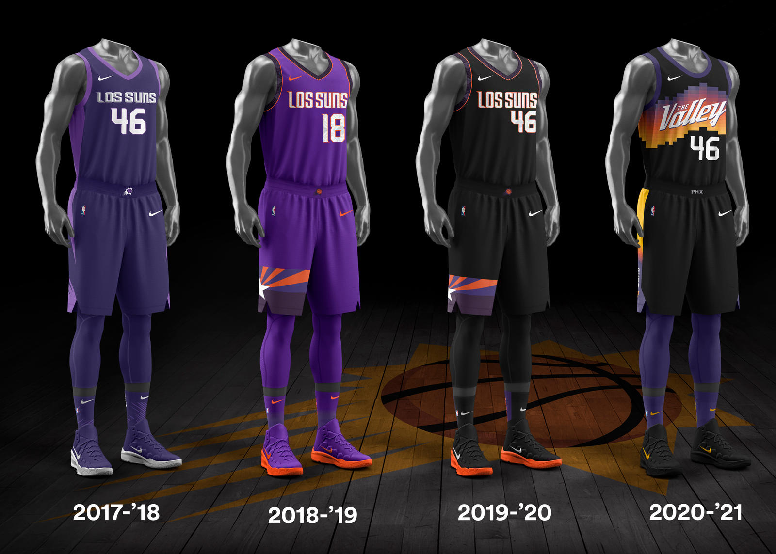 NBA City Edition Uniforms 19