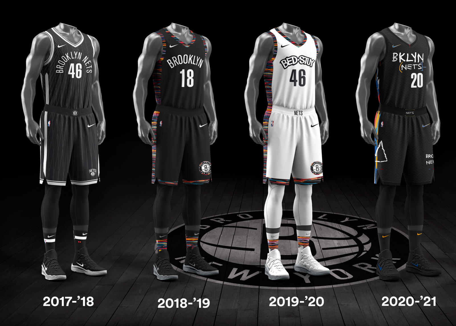 NBA City Edition Uniforms 24