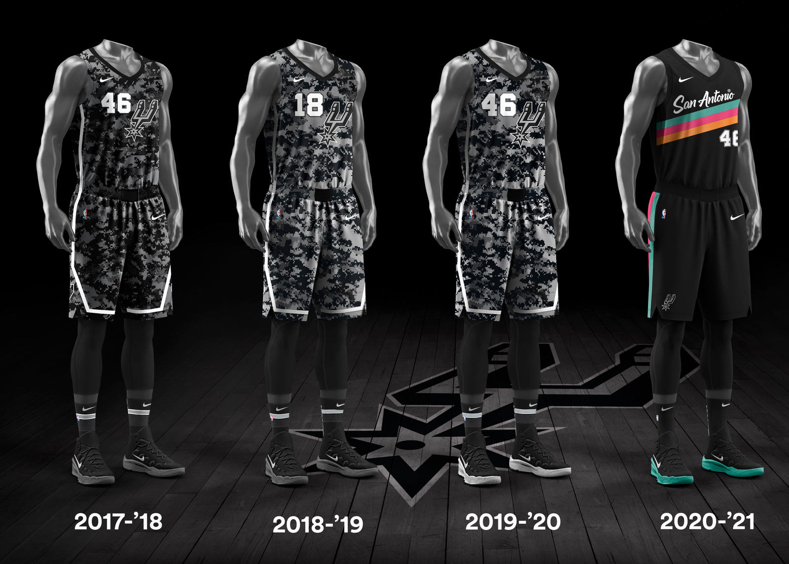 NBA City Edition Uniforms 29
