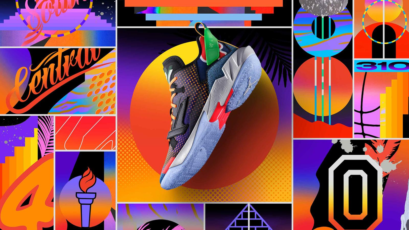 Russell Westbrook Why Not Zer0.4 Facetasm Apparel Official Images and Release Date 13