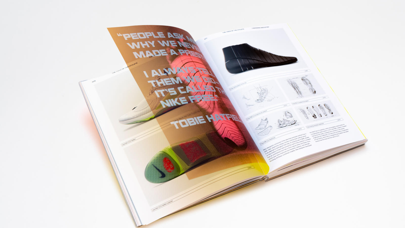 Nike: Better is Temporary Book Release  9