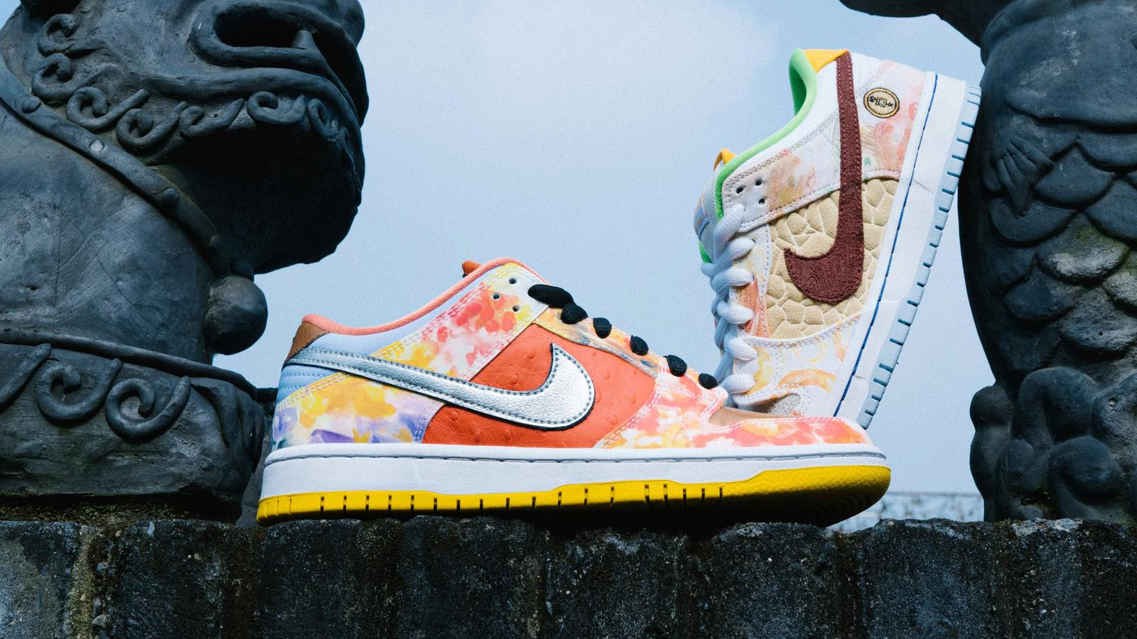 "Nike Dunk SB Lo Pro ""Street Hawker"" Official Images and Release Date 0"