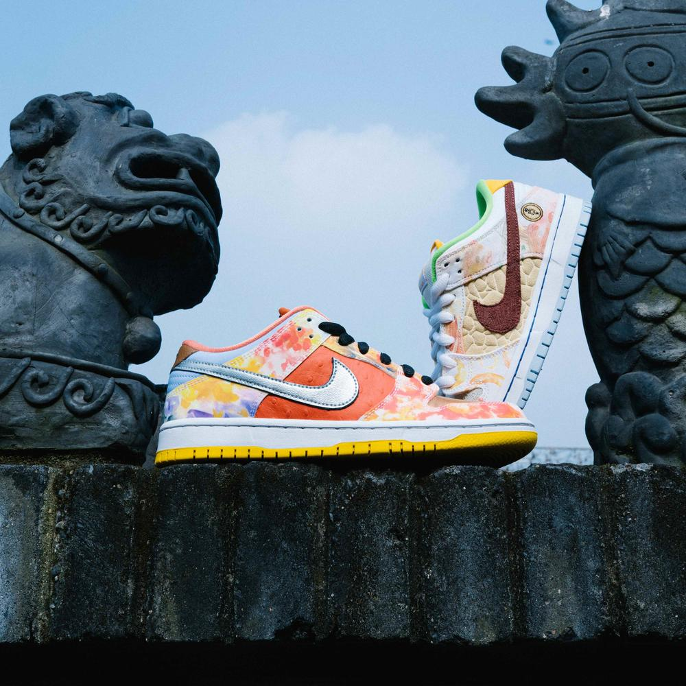 22 Things to Know About the Nike SB Dunk Low Street Hawker