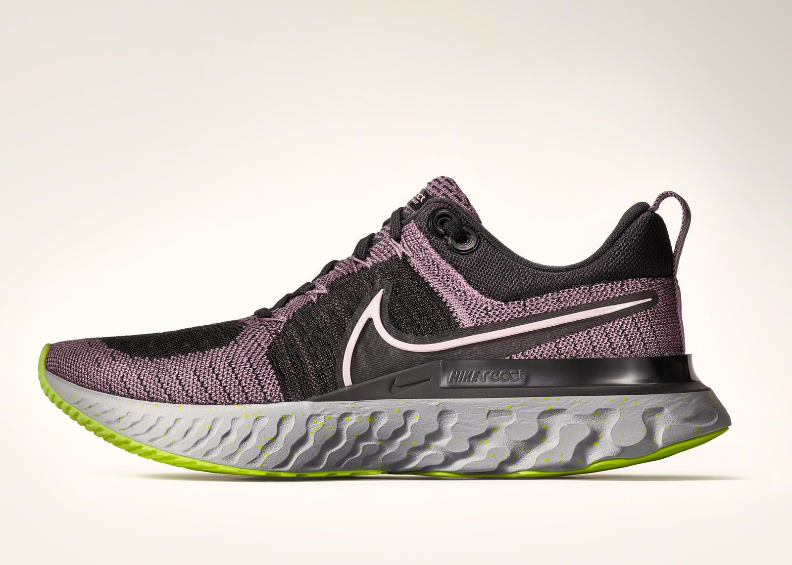 Nike React Infinity Run 2 Nike ZoomX Invincible Run Official ...